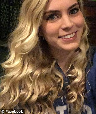 Haley Anderson's (pictured) death was ruled a homicide after her body was found at Orlando Tercero's off-campus apartment near Binghamton University