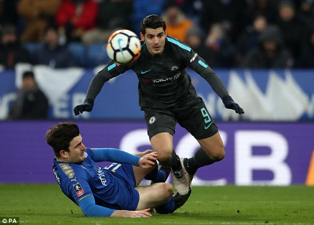 Morata's form has been patchy since the turn of the year but he has time to prove himself