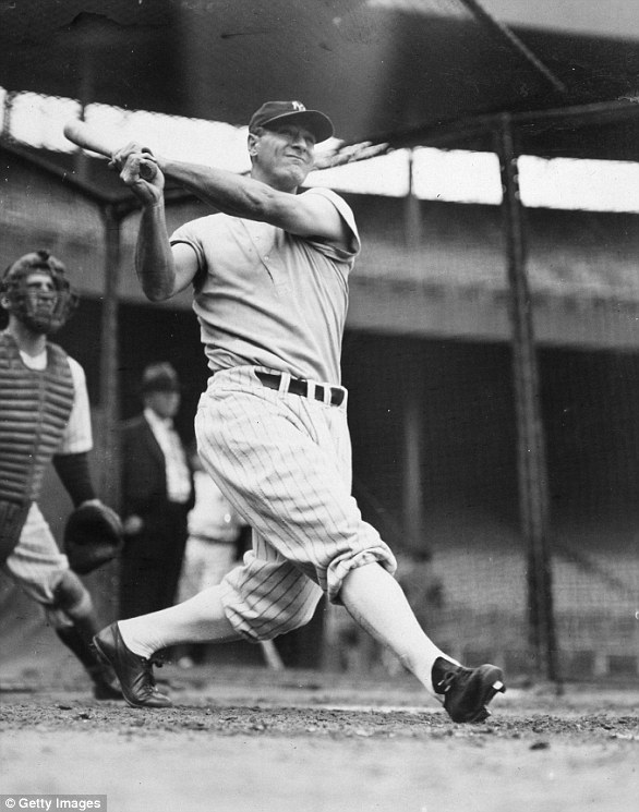 Lou Gehrig was one of baseball's preeminent stars while playing for the Yankees between 1923 and 1939. Known as 'The Iron Horse,' he played in2,130 consecutive games before ALS forced him to retire. The record was broken by Cal Ripken Jr. in 1995