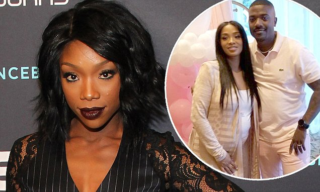Brandy Norwood Misses Ray J And Princess Loves Baby Shower