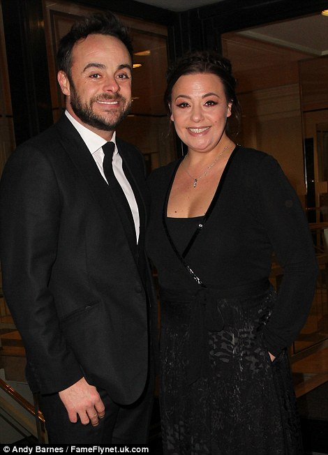 Lizz News: Declan Donnelly gave Ant McPartlin 'hugs and ...