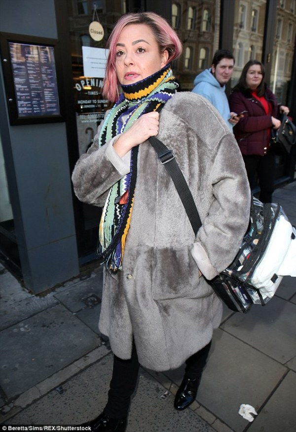 Lisa Armstrong hints she is 'lonely' and 'in pain' | Daily ...