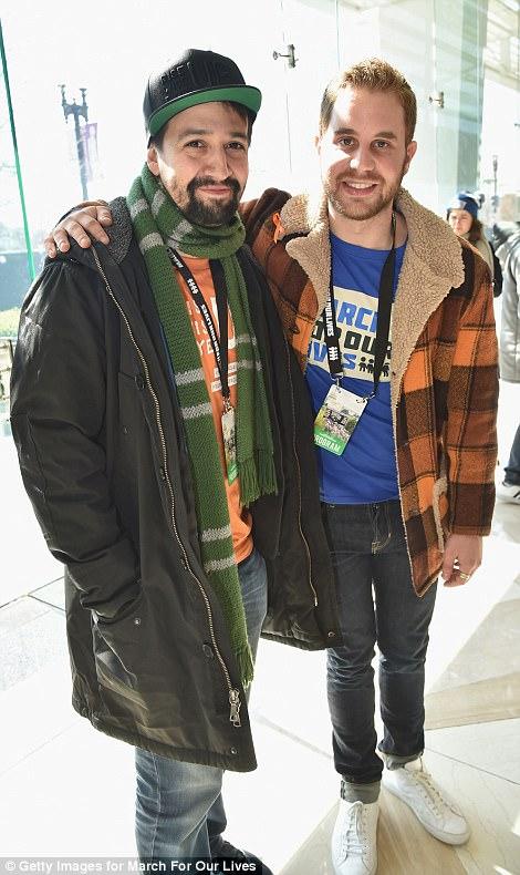 Lin-Manuel Miranda and Ben Platt
