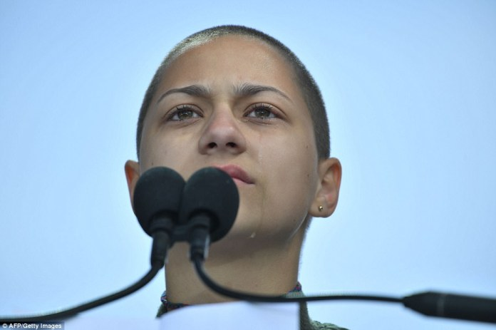 Emma Gonzalez, one of the most vocal of the event organizers, went silent on stage until she had been there for 6 minutes and 20 seconds, the amount of time it took gunman Nikolas Cruz to murder 17 people at Stoneman Douglas on February 14