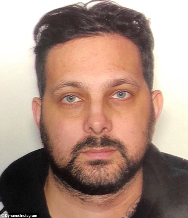 Dynamo, 34 looked almost unrecognisable after revealing the impact of his Crohn's disease by sharing a picture of his swollen face on Instagram