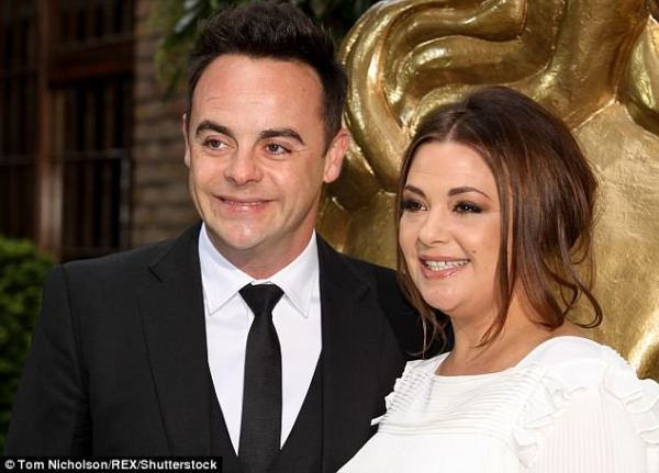 Lisa Armstrong urges Ant McPartlin to ditch toxic friends ...