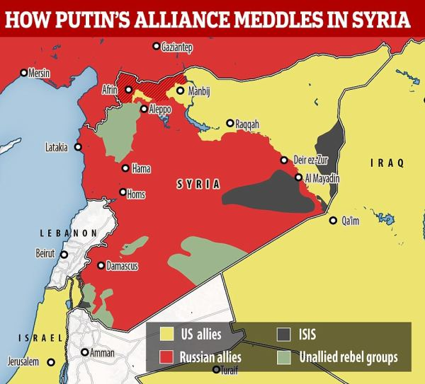 Putin cements alliance with Iran and Turkey at Syria ...