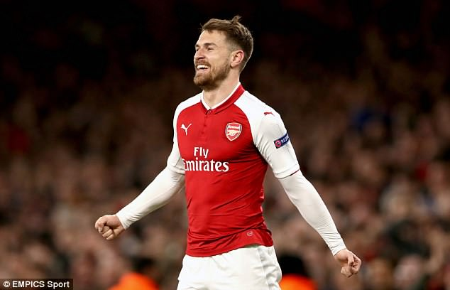 Arsenal are desperate to tie down midfielder Aaron Ramsey to a new long-term contract