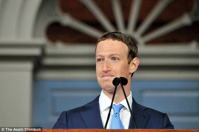 WHAT NO C-SPAN? Facebook Founder and CEO Mark Zuckerberg met with lawmakers privately on Monday in advance of public hearings Tuesday and Wednesday, where he is expected to get a pounding from lawmakers angry about privacy issues