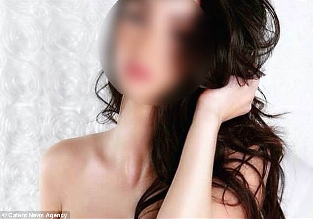 The model hopes to fetch over a million for her virginity with the agency Puremodelsclub taking a 20 per cent cut