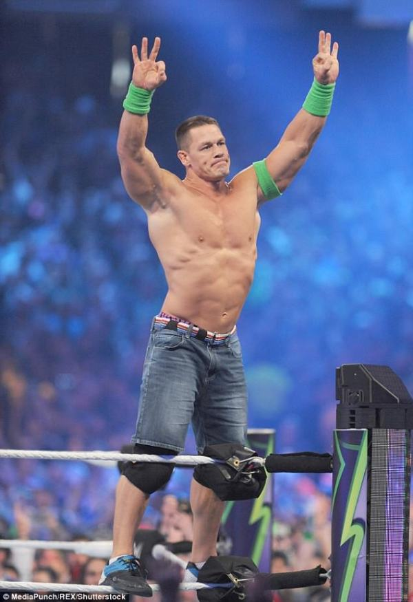 What is John Cena's net worth? | Daily Mail Online