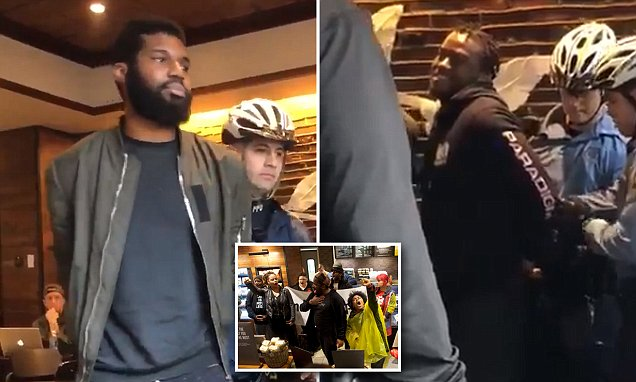 Image result for Racist Starbucks Manager Leaves Company Amid Racial Profiling Arrest Outrage