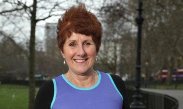 GBBO's Jane Beedle is running the London Marathon at 63