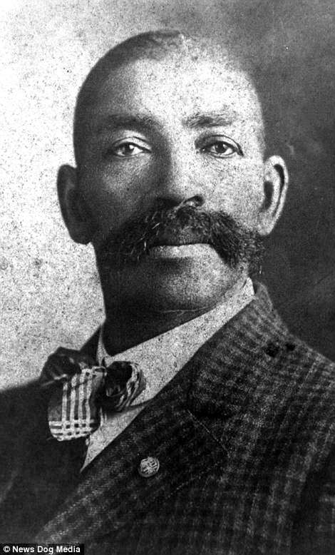 Bass Reeves, the first African-American US Deputy Marshal.Bass  was recruited as a Deputy U.S. Marshal because of his knowledge of the Wild West