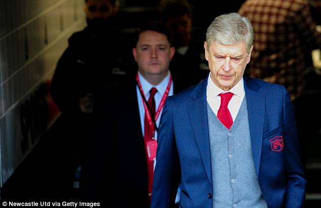 Arsenal boss Arsene Wenger announced the shock decision to step down at end of the season