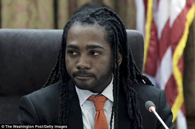 D.C. Council member Trayon White defended Nazis during a tour of the Holocaust Museum before leaving early, after making comments in March about about rich Jewish people controlling the weather