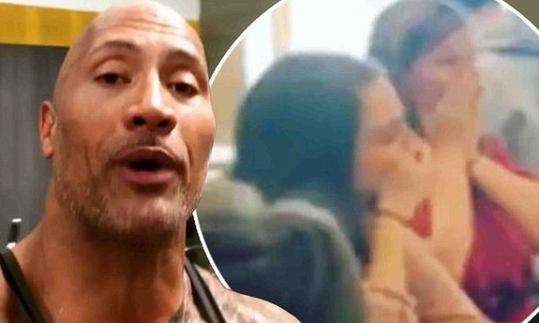 Dwayne Johnson's surprise to high school senior who asked ...