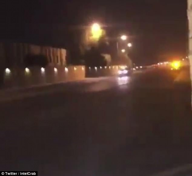 It was also claimed that the Crown Prince Mohammed Bin Salman had been evacuated to a nearby bunker at a military base for his safety, although this too appears to be false