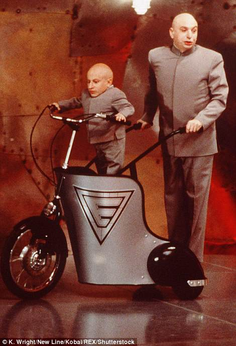 Mike Myers leads tributes to Austin Powers co-star Verne ...