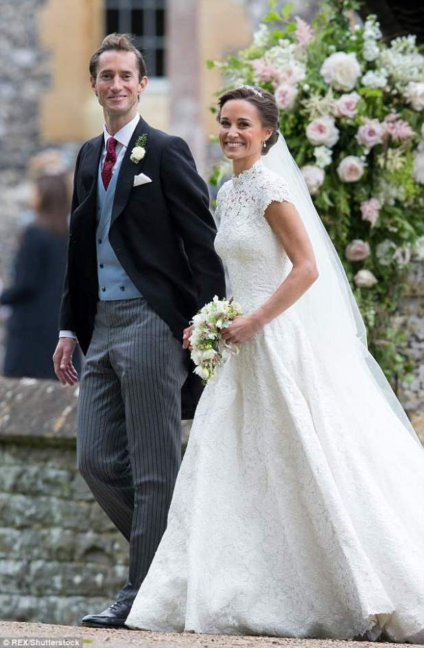 Pippa Middleton, the younger sister of the Duchess of Cambridge, and her husband James Matthews are said to be expecting their first child