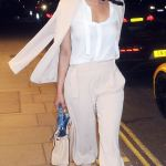 Priyanka Chopra Style for the Royal wedding dress fitting in London