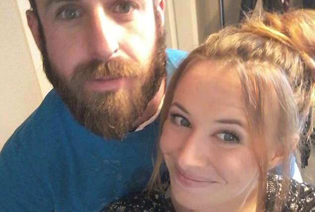 Friends of the pair said they were dating and had been arguing about cheating, something police have not yet confirmed. They are shown together in a social media image
