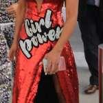 Mel B dons 'Girl power' dress for America's Got Talent