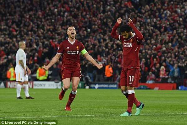 Mohamed Salah's record breaking season for Liverpool and ...