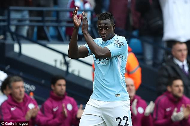Benjamin Mendy has taken to Twitter to show his support for the Liverpool midfielder