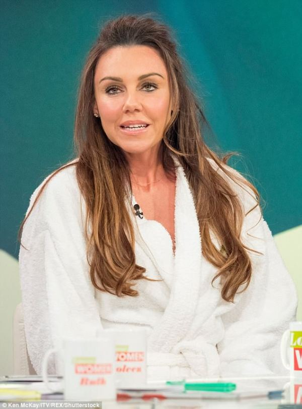 Michelle Heaton reveals she blamed her mastectomy for her ...