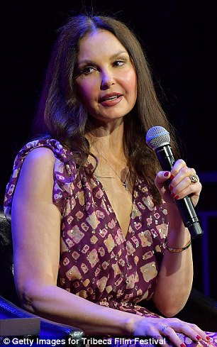 Actress Ashley Judd sued Weinstein last week, claiming he derailed her career after she rejected his sexual advances