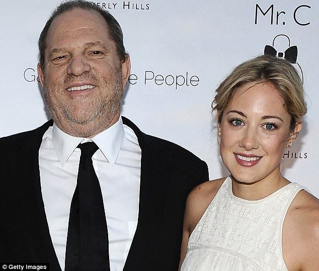 Alexandra Canosa, a producer on Netflix's Marco Polo, is suing Weinstein (pictured together in 2012) and claims he sexually assaulted her nine times over the course of seven years