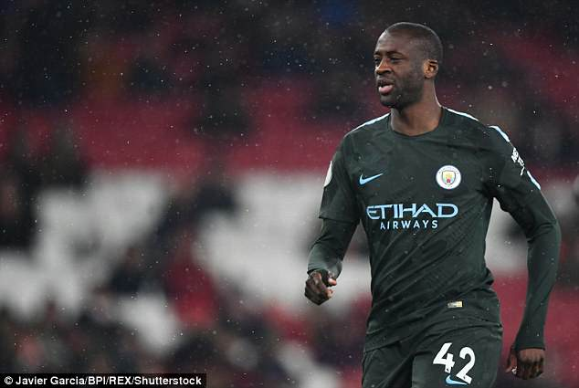 Pep Guardiola has confirmed that Yaya Toure will leave Manchester City this summer