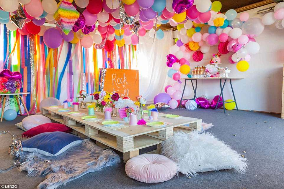 A Look At The Top Childrens Party Trends Of 2018 Daily