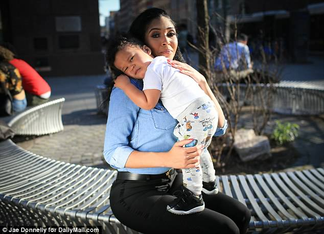 In an exclusive interview with DailyMail.com, Alexis Adams, 34, revealed that Flo Rida initially denied that 19-month-old Zohar Paxton was his son and even called him an 'evil f***ing child'
