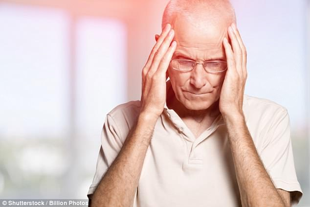Experts say stroke survivors should be getting at least 45 minutes of each kind of therap for at least five days a week - but it's been revealed they're only getting a third of that (file photo)