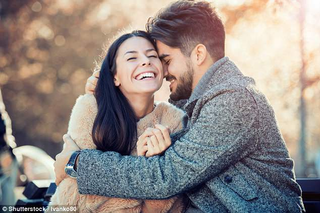 Dr Goldstein said that the most important aspect of a couple's sex life is whether they are both on the same page