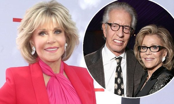Jane Fonda, 80, says she's not dating any more
