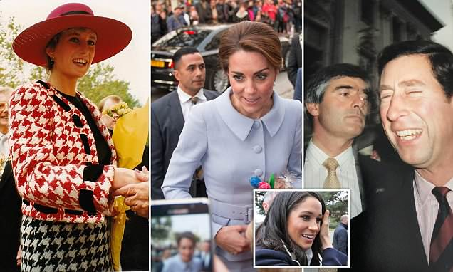 Amateur photos of royals offer glimpse of the royal family