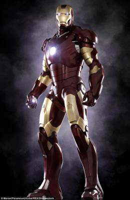 Iron Man suit worth 5k is missing