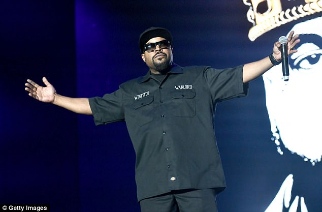 Big case: Rapper Ice Cube and his co-CEO are suing the Qatari investors for $1.2 billion. They are counter-suing claiming libel and demanding the case be moved to a federal court