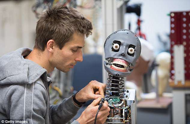 Last month, the company developed Fred, a one off automaton that frightened punters in a London pub