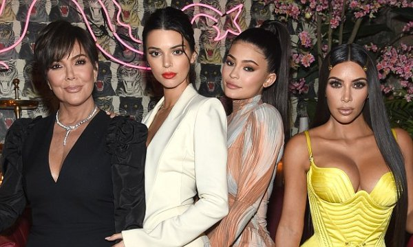 Kris Jenner says Kim Kardashian and her sisters have ...