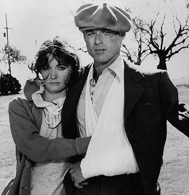First big film: In 1975 she got a break when she worked withRobert Redford in The Great Waldo Pepper