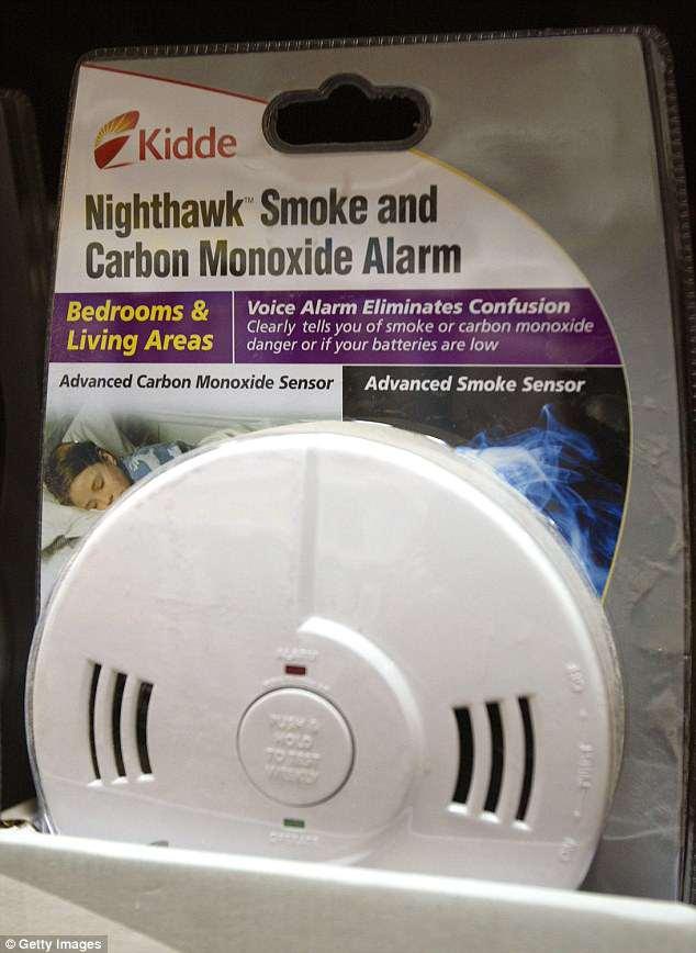 Carbon Monoxide Poisoning, detectors