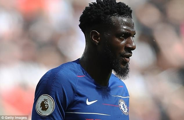 Tiemoue Bakayoko has struggled to adapt to the speed and intensity of the Premier League