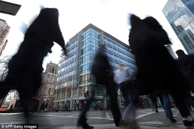 The U.S. Justice Department and the FBI are investigating Cambridge Analytica (whose London offices are seen above), a now-defunct political data firm embroiled in a scandal over its handling of Facebook Inc user information, the New York Times reported on Tuesday