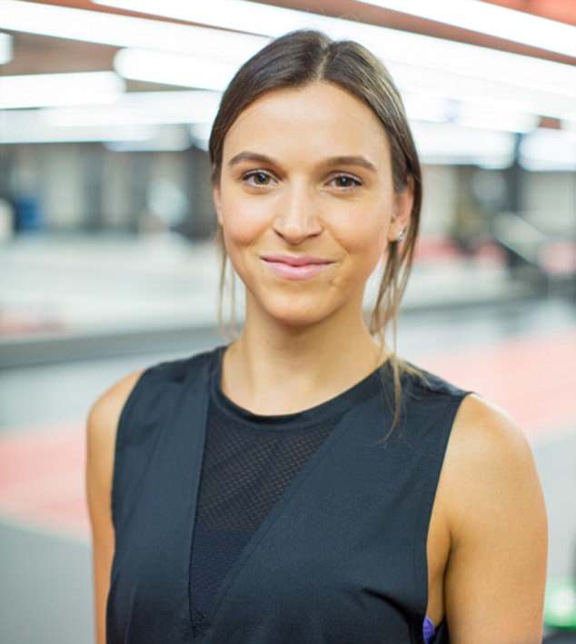 Accredited practising dietitian Monika Lobejko (pictured) said despite the results showing that whole grain foods  have benefits for body weight, refined grain foods remain more popular