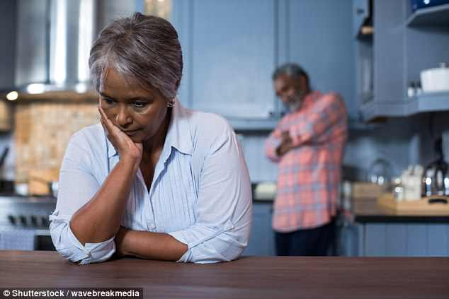 Patients with chronic conditions such as arthritis or diabetes experience more severe symptoms on days they fight with their spouse, a new study has revealed