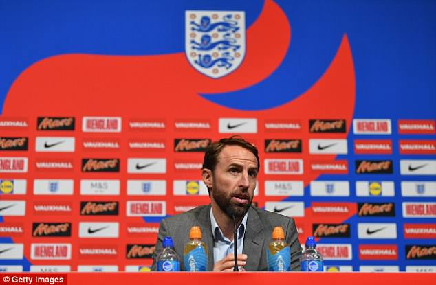 The England manager admits it was a 'difficult call' but he has picked players based on form